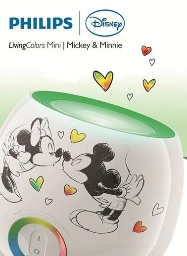 Philips LIC Mini Mickey & Minnie Mouse  Renkli
